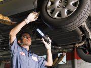 Construção e Reparação de Veículos a Motor