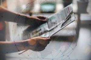ler jornal