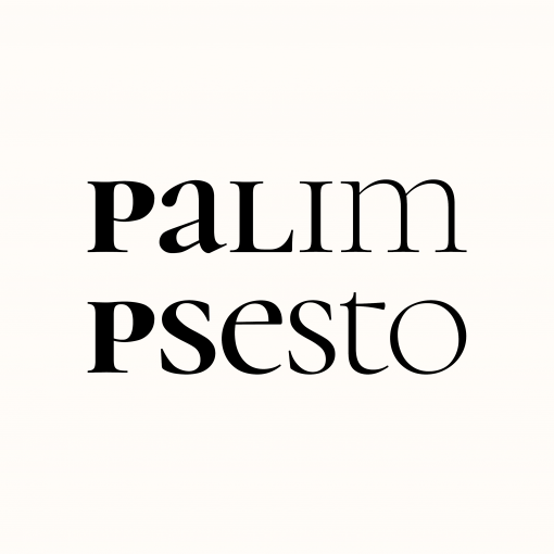 Palimpsesto-Logotipo